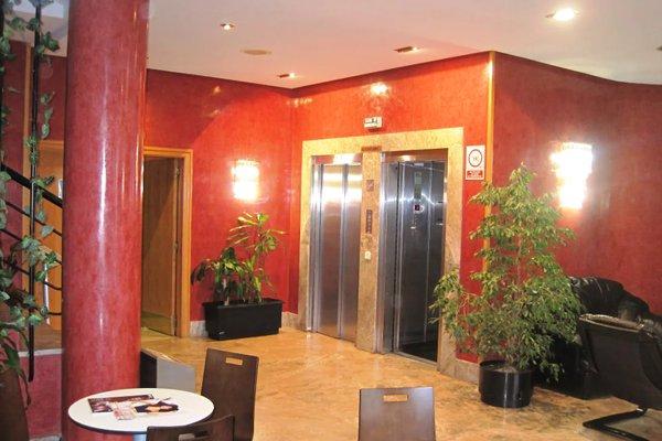 Hotel Helmantico - фото 15