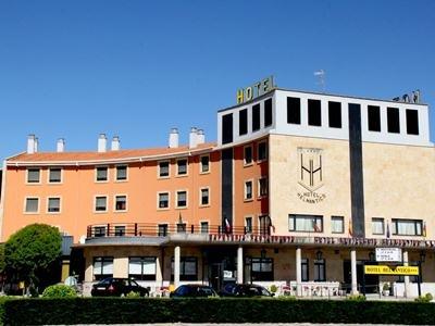 Hotel Helmantico - фото 22