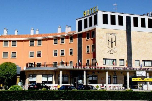 Hotel Helmantico - фото 23