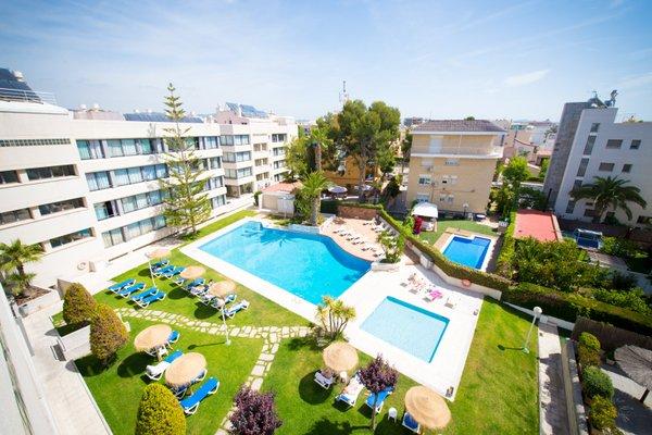 Atenea Park Suites & Apartments - фото 19