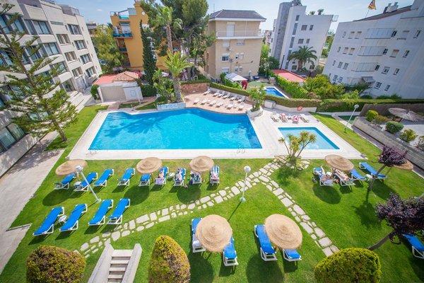 Atenea Park Suites & Apartments - фото 21