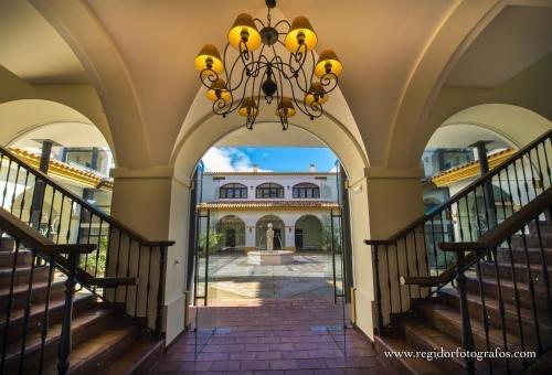 Hotel Cortijo Santa Cruz - фото 15