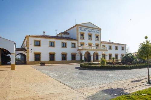 Hotel Cortijo Santa Cruz - фото 22