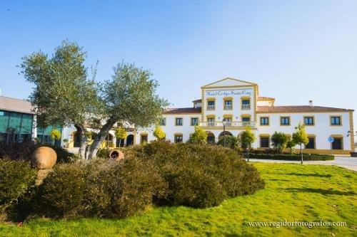 Hotel Cortijo Santa Cruz - фото 23