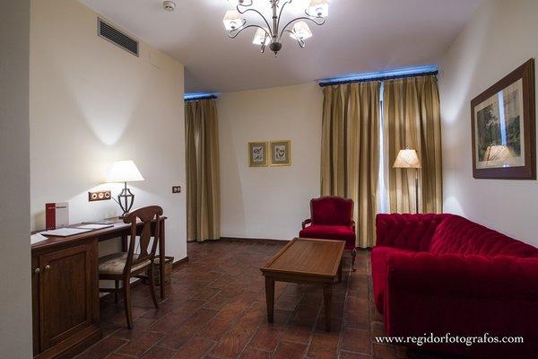 Hotel Cortijo Santa Cruz - фото 5