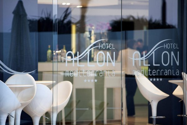 Hotel Allon Mediterrania - фото 11