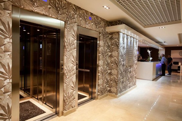 Hotel Allon Mediterrania - фото 14