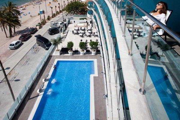 Hotel Allon Mediterrania - фото 20