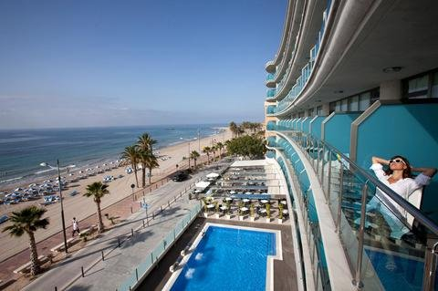 Hotel Allon Mediterrania - фото 21