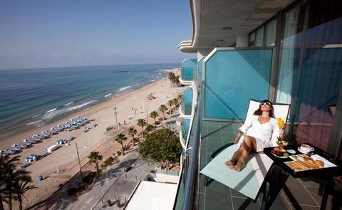 Hotel Allon Mediterrania - фото 22
