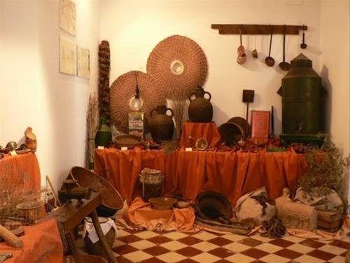 Casa Rural y Museo La Barandilla - фото 14
