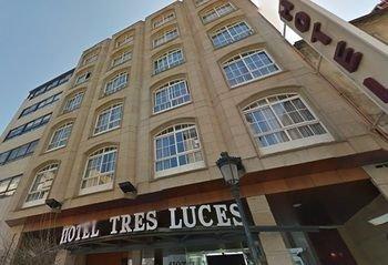 Hotel Sercotel Tres Luces - фото 50