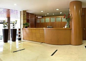 Hotel Sercotel Tres Luces - фото 15