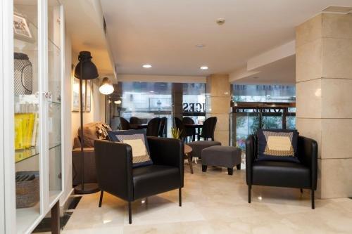 Hotel Sercotel Tres Luces - фото 7