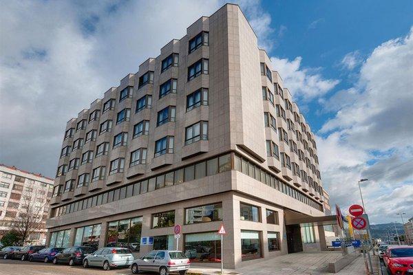 Tryp Vigo Los Galeones Hotel - фото 50