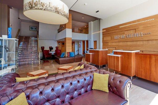 Tryp Vigo Los Galeones Hotel - фото 3