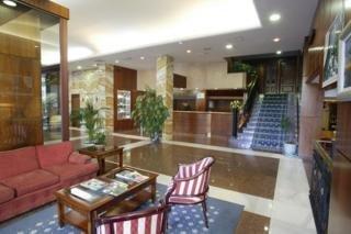 Hotel Ciudad de Vigo - фото 7