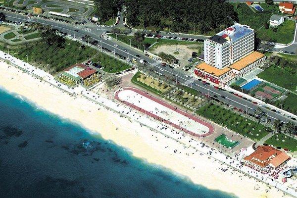 HLG Gran Hotel Samil, Виго