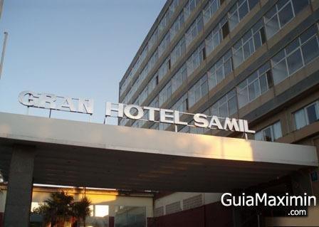 HLG Gran Hotel Samil - фото 20