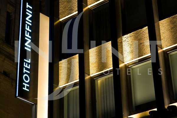 Hotel Inffinit - фото 16