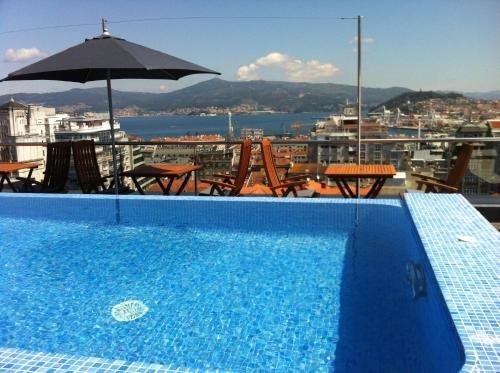 Hotel Axis Vigo - фото 18