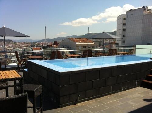 Hotel Axis Vigo - фото 19