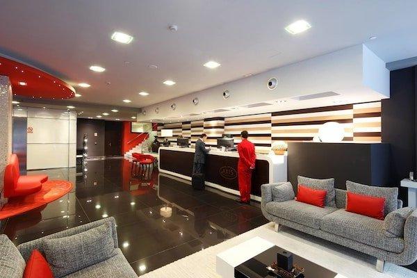 Hotel Axis Vigo - фото 5