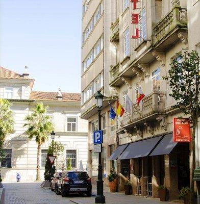 Hotel del Mar Vigo - фото 21