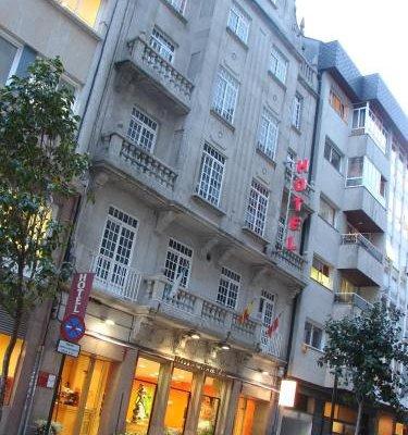 Hotel del Mar Vigo - фото 22