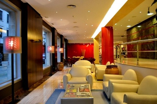 Hotel America Vigo - фото 7