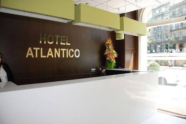 Hotel Atlantico - фото 14