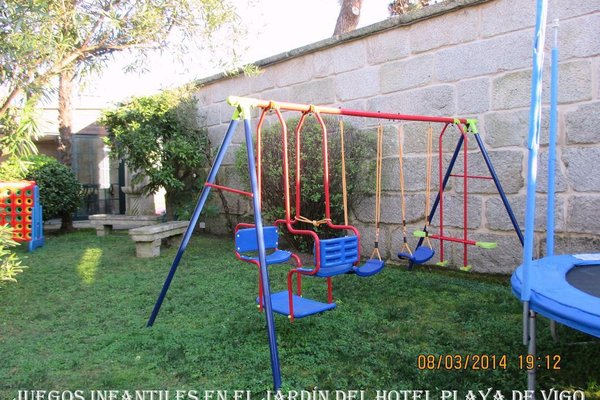 Hotel Playa de Vigo - фото 23