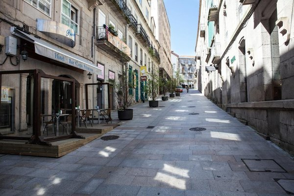 Гостиница «Princesa Vigo», Виго