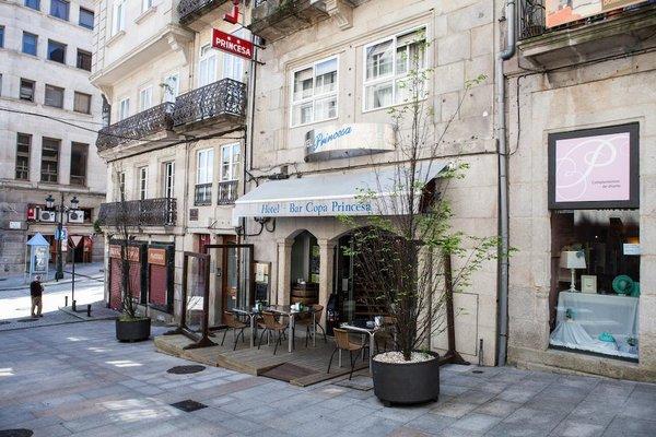 Hotel Princesa Vigo - фото 18