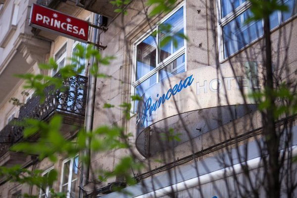 Hotel Princesa Vigo - фото 22