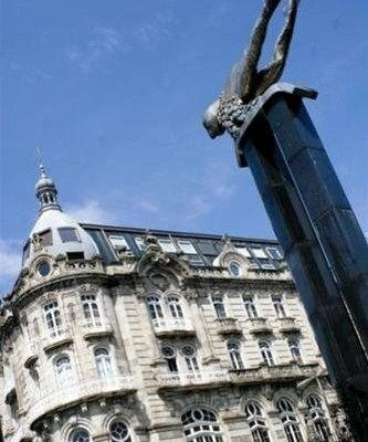 Hotel Princesa Vigo - фото 23