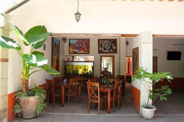 Hotel Casa Murguia - фото 6