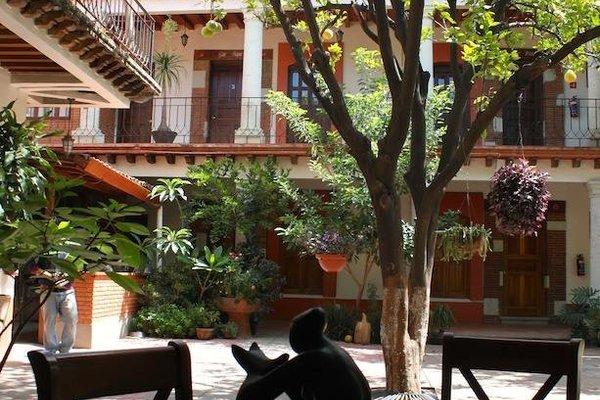 Hotel Casa Murguia - фото 8