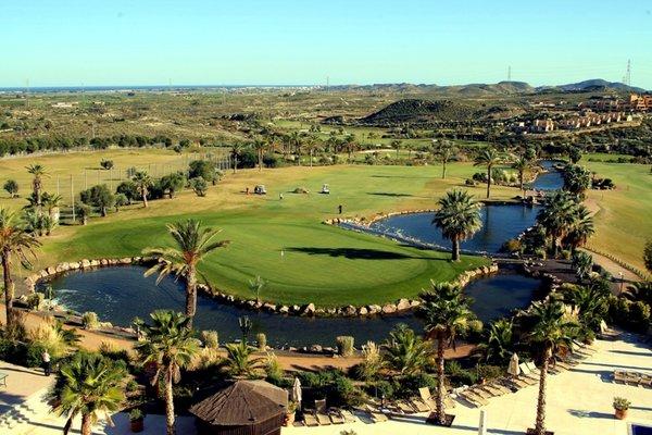 Valle Del Este Golf Resort - фото 19