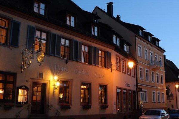 Hotel Restaurant Sonne - фото 23