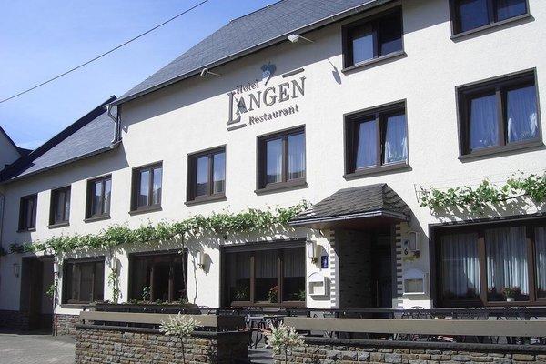 Hotel-Restaurant Langen - фото 7