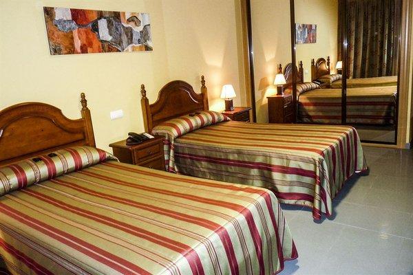 Гостиница «Topacio», Вальядолид