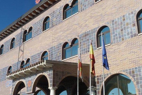 Hotel Topacio - фото 22
