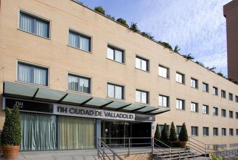 NH Ciudad de Valladolid - фото 23