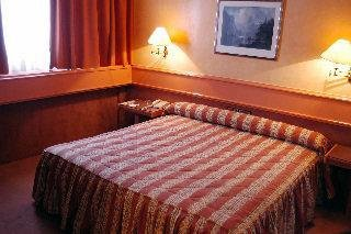 Hotel Zentral Parque - фото 1