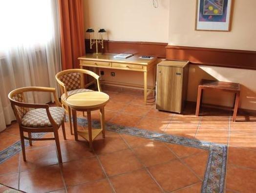 Hotel Zentral Parque - фото 13