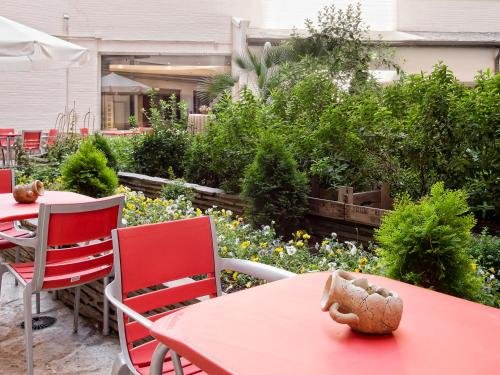 Hotel Zentral Parque - фото 21