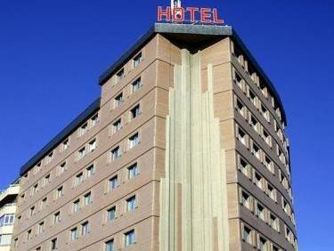 Hotel Zentral Parque - фото 22