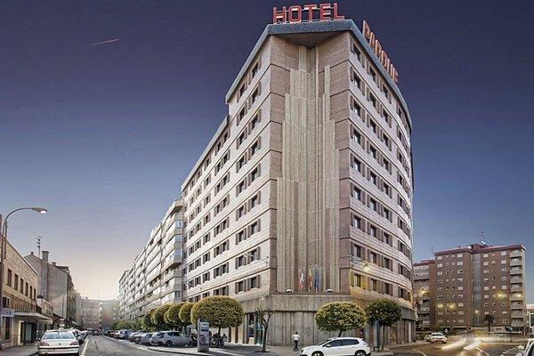 Hotel Zentral Parque - фото 23
