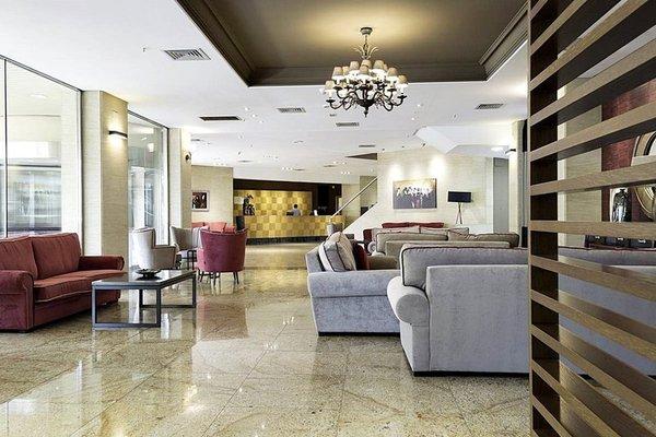 Hotel Zentral Parque - фото 7